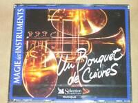 COFFRET 3 CD / UN BOUQUET DE CUIVRES / READER'S DIGEST / TRES RARE / NEUF