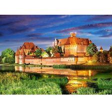 1000 Pezzi Puzzle, Castello Marien castello in Polonia, CASTORLAND 103010
