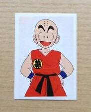 FIGURINE PANINI - DRAGON BALL Z 1989 - FIGURINA N°5 - NUOVA - NEW STICKER