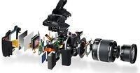 Canon PowerShot T1i / T2i / T3i / T4i Camera Repair Service Using Genuine Parts