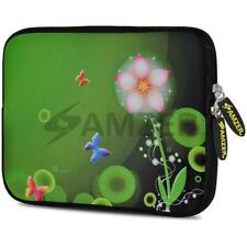 AMZER 10.5 Inch Neoprene Zipper Sleeve Pouch Tablet Bag - Daisy Dream