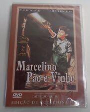 MARCELINO PAO E VINHO 2004 New DVD Marcelino Pan Y Vino Pablito Calvo Rivelles