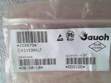 5 x Jauch Quarz - 4MHz - 50ppm - 30pF - Q4,0-VX3MH-LF -  NEU