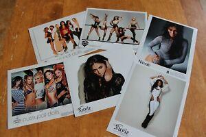 Pussycat Dolls Nicole Scherzinger - 6x Promo Publicity Photo /