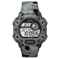 Timex TW4B00600 Men's Expedition Grey Rubber Quartz Watch
