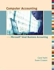 Computer Accounting with Microsoft Office Accounting 2007 w/ CD