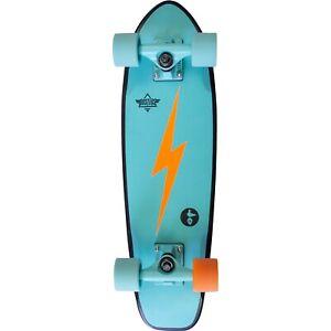 Dusters California Skateboards Bird Bolt Cruiser Complete Skateboard