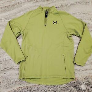 Under Armour quarter zip Sweatshirt Mens Size M/Medium Pockets Great Condition!