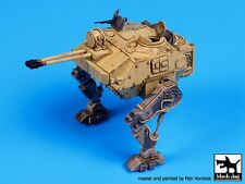 Black Dog 1/72 German Army Vers. Mech Walker Robot StuG III GqW. Racher SFT72002
