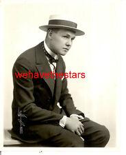 Vintage Charles Ray QUITE HANDSOME '27 DBW Publicity Portrait by WITZEL STUDIO