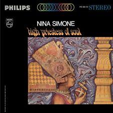 NINA SIMONE - HIGH PRIESTESS OF SOUL (BACK TO BLACK+DL-CODE)   VINYL LP NEUF