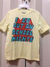 NWT Oshkosh originals T-shirt Sz 8 yellow