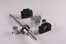 Ballscrew Set Sfu1605 250 2000mm W Nut Housing Coupler Bkbf12 End Support