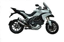 Ducati Multistrada 1200 10-14 QD Exhaust full exhaust system titanium muffler