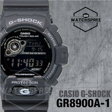 Casio G-Shock High-Luminosity LED Tough Solar Men's Watch GR8900A-1D