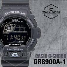 Casio G-Shock High-Luminosity LED Tough Solar Men's Watch GR8900A-1D