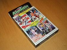Nintendo NES 8 Bit US NTSC spel game ALADDIN QUATTRO SPORTS NEW complete OVP CIB