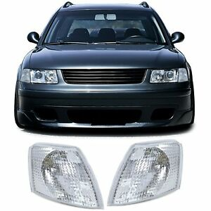 Blinker Weiß Paar Links Rechts für VW Passat 3B Limousine Variant 96-00