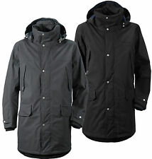 Didriksons Travel Mens Coat Waterproof Lightly Insulated Jacket Parka SMALL