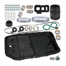 67 PCS FOR BMW Auto Transmission Oil Pan w/Gasket & Bolts Kit 6HP28 6HP26