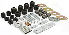 "DAYSTAR BODY LIFT KIT,1"" LIFT,SPACERS,BODY MOUNTS,BOLTS,FITS 95-04 TOYOTA TACOMA"