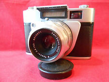 Altissa altix-nb Kamera mit Tessar 2,8/50 Carl Zeiss, Tasche, Zustand A