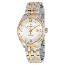 New Hamilton Jazzmaster Viewmatic Automatic Silver Dial Mens Watch H42725151