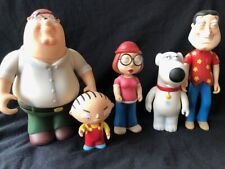 Family Guy Action Figures!! ** Mezco ** 2004 ** Rare!!! ** LOOK!!