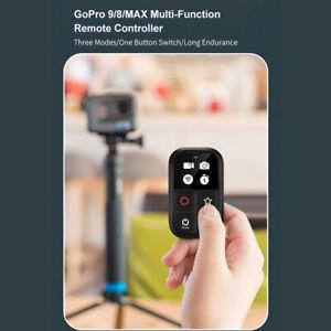 TELESIN 80M Wifi Fernbedienung Tastenkombination für GoPro Hero 9 8 GoPro Max
