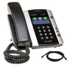 Polycom VVX500 Media IP Phone 2201-44500-001 in Black - A Grade