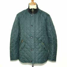 Cappotti, giacche e gilet da uomo blu Barbour