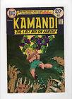Kamandi, The Last Boy on Earth #17 (May 1974, DC) - Very Good