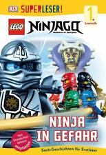 Superleser! Lego® Ninjago®. Ninja in Gefahr (2016, Gebundene Ausgabe)