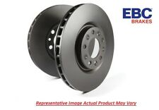 EBC RK Plain Rotor Pair Rear Vented 330mm for 2011-2016 BMW X3 # RK1809