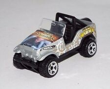 Hot Wheels 1 Loose Lara Croft Tomb Raider The Cradle of Life Roll Patrol Jeep