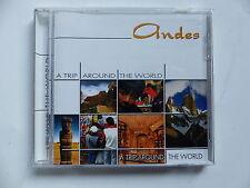 CD Album Andes A trip around the world 2046132 los indios de cuzco patoruzu