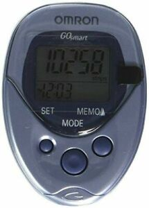 Omron Go Smart Pocket Pedometer HJ-112  with 2D SmartSensor Technology