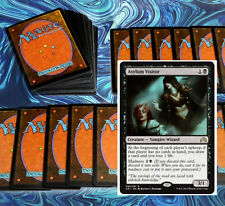 mtg BLACK VAMPIRE MADNESS DECK Magic the Gathering rare 60 cards + SOI