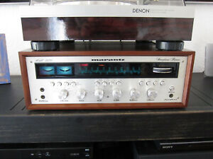 Marantz Model 2270 with wood case, in great condition, fully functional