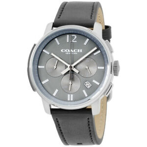 Coach Quartz Movement Blue Dial Men's Watch 14602013