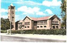 Khartoum, Sudan - Anglican Cathedral - postcard c.1950s