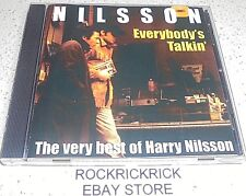 HARRY NILSSON - NILSSON EVERYBODY'S TALKIN' THE VERY BEST OF -22 TRACK CD-