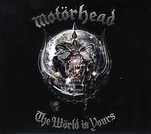 The Wörld is Yours von Motörhead   CD   Zustand sehr gut