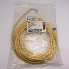 Nuevo Molex Micro-Change Juego de Cables,3P Hembra Recto 6.1m 22-3 Blindado