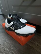 Nike Golf Mens Spikes Shoes Trainers White 9