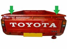 Tailgate for UK Toyota Hilux Mk1 4WD pickup truck 4x4 rear panel new parts hooks