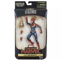 Marvel Legends Captain Marvel 6 inch Action Figure - E3885 New
