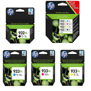 Original HP 932 xl 933xl Druckerpatronen OfficeJet 6100 6600 6700 7110 7510A