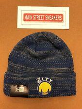 New Era NBA Golden State Warriors Dart Cuff Tech Knit Men's Cap $25.00