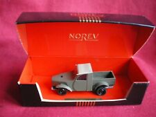 NOREV Citroën Prototype 2CV 1936   1/43em (ligne noire)